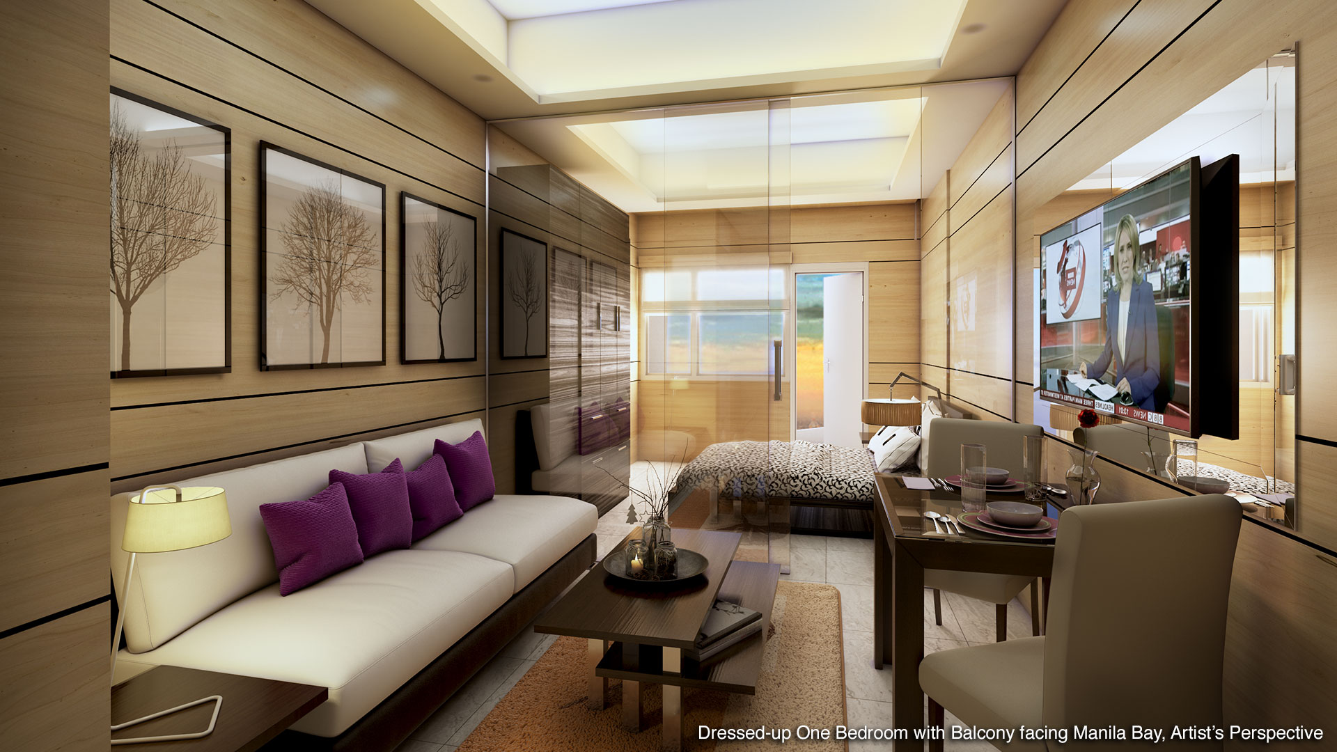 Your Home In The Philippines Smdc Premier Coast Residences